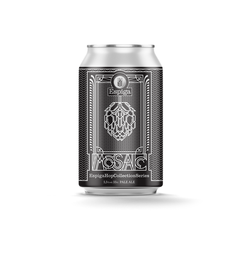Mosaic (can 33 cl)
